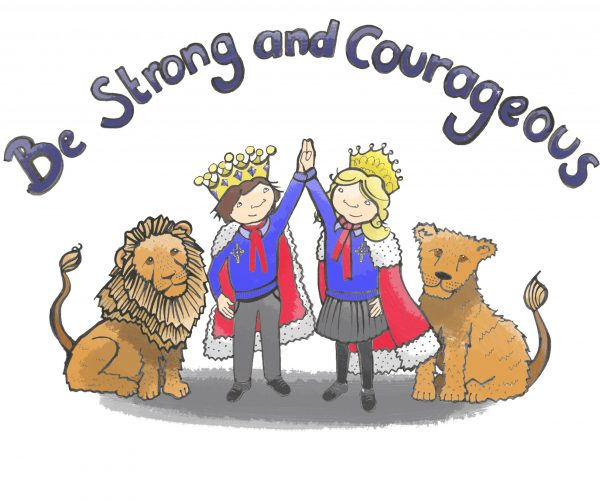 Cassie Penn Illustrations_Be_Strong_and_Courageous_vfinal